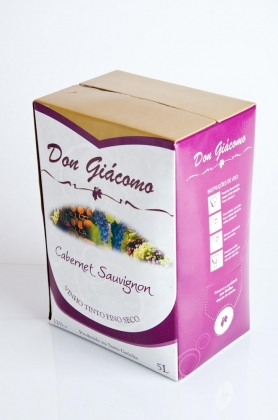 BAG IN BOX CABERNET SAUVIGNON